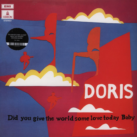 Doris - Did You Give The World Some Love Today Baby