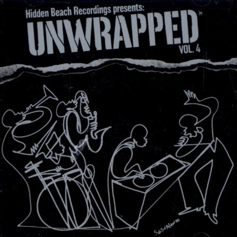 Hidden Beach Recordings - Unwrapped Volume 4