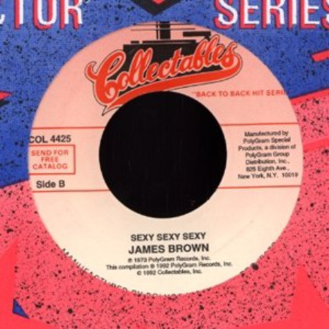 James Brown - Stone to the bone pt. 1