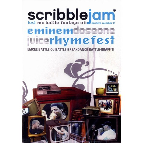Scribble Jam - Archive number 2