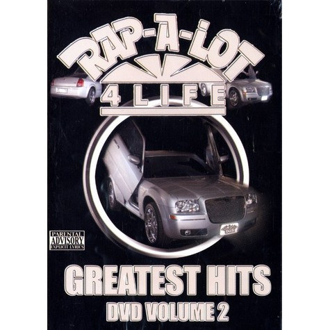 Rap-A-Lot - Greatest hits volume 2