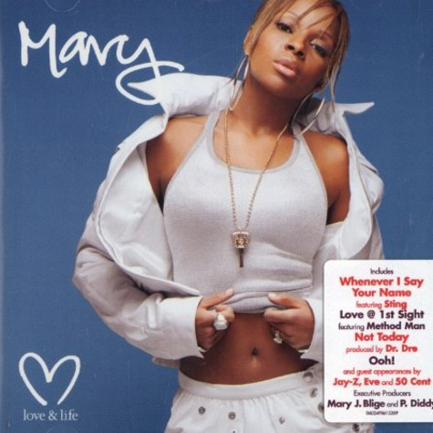 Mary J.Blige - Love & Life