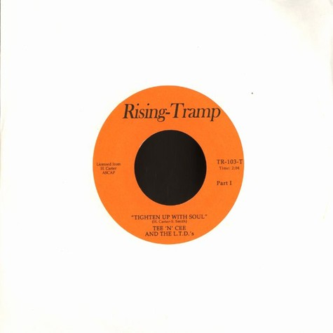 Tee-N-Cee & The LTDs / The Ufos - Tighten up with soul / too hot to hold