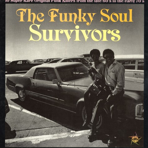 V.A. - The funky soul survivors