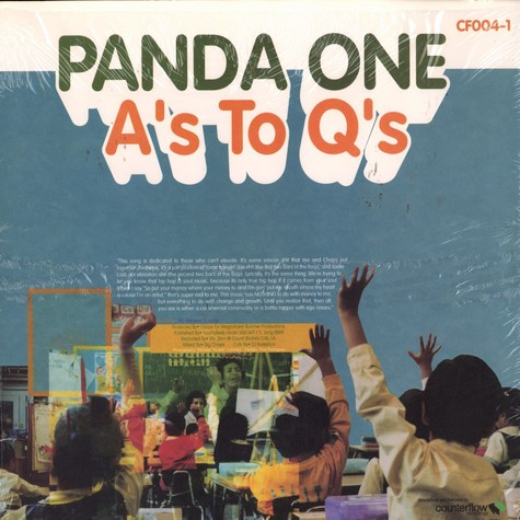 Panda One - A's To Q's