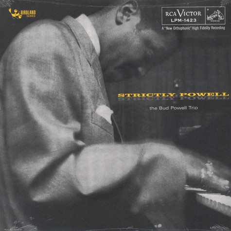 Bud Powell Trio, The - Strictly powell