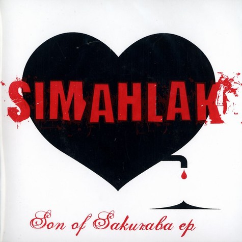 Simahlak - Son Of Sakuraba EP