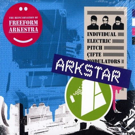 Arkstar - Individual electric pitch cifte modulations