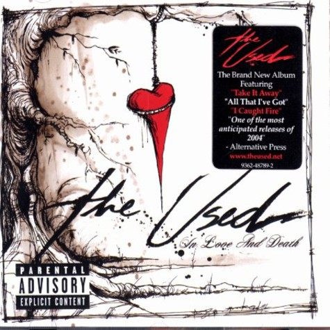 Used, The - In love & dead