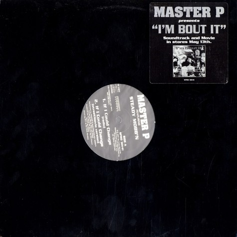 Master P - If i could change feat. Steady Mobb'n