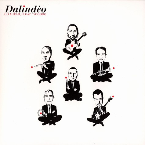Dalindeo - Go ahead, float