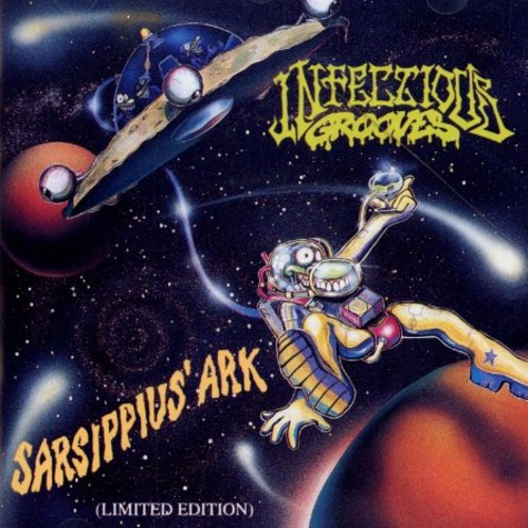 Infectious Grooves - Sarsippius ark