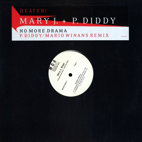 Mary J.Blige - No more drama remix feat. P.Diddy & Mario Winans