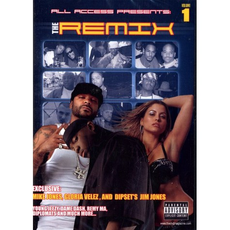 All Access DVD Magazine - The remix edition