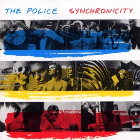 Police, The - Syncronicity - remastered