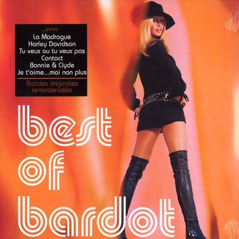Brigitte Bardot - Best of Bardot