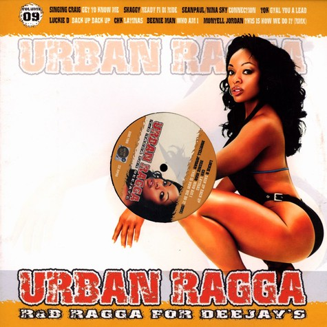 Urban Ragga - Volume 9