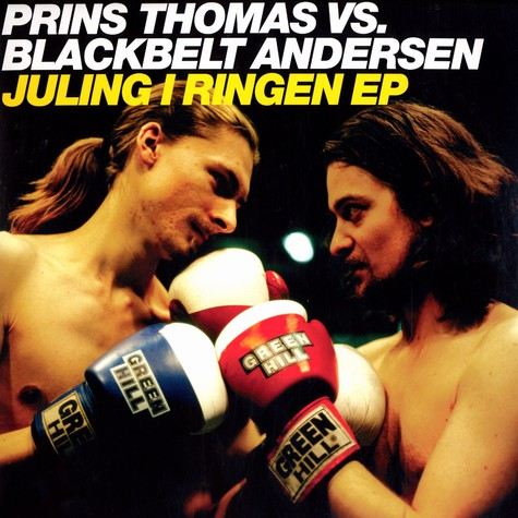 Prins Thomas VS Blackbelt Andersen - Juling / Ringen EP