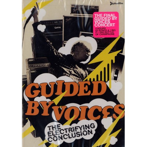 Guided By Voices - Electrifying conclusion - the final Guided By Voices concert