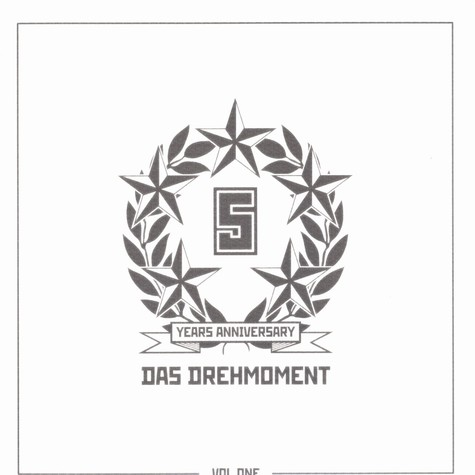 Drehmoment, Das - 5th anniversary compilation volume 1