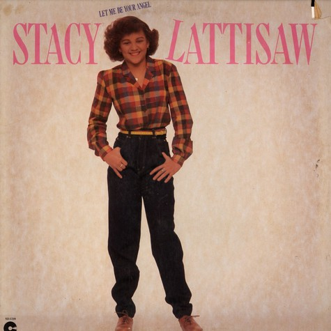 Stacy Lattisaw - Let Me Be Your Angel