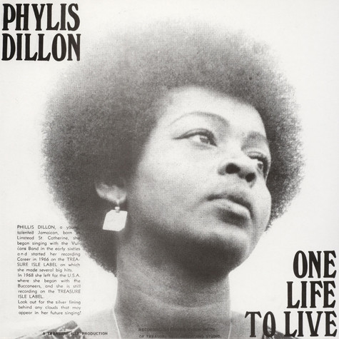 Phylis Dillon - One life to live