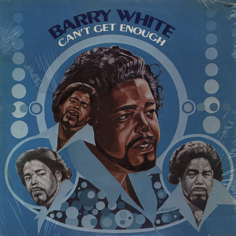Barry White - Can't Get Enough