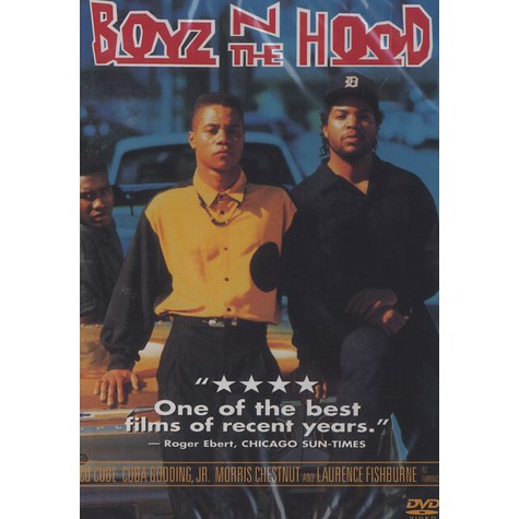 Boyz N The Hood - The movie