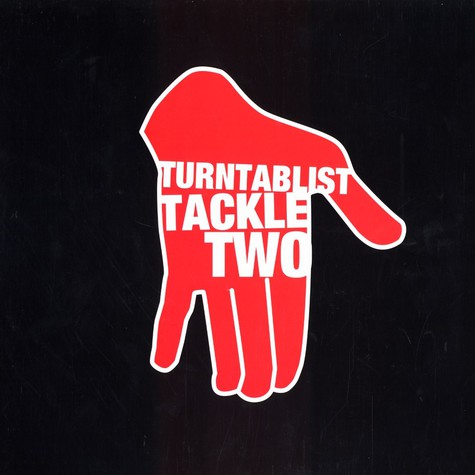Turntablist Tackle - Two