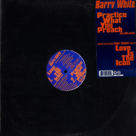 Barry White - Practice what you preach R&B mixes