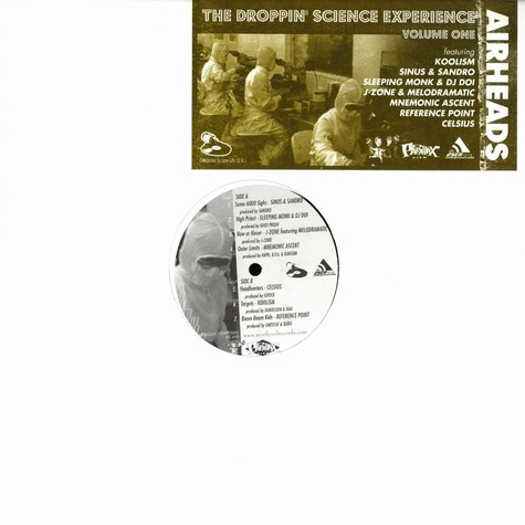 V.A. - Airheads - the droppin science experience volume one