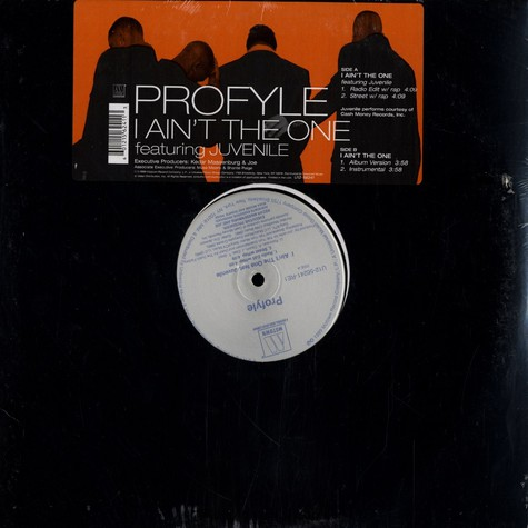 Profyle - I ain't the one feat. Juvenile