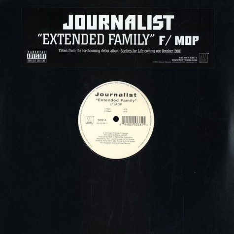 Journalist - Extended family feat. MOP