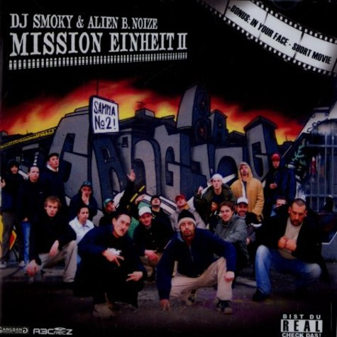DJ Smoky & Alien B. Noize - Mission Einheit 2