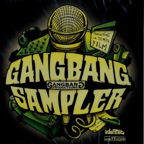 Gangbang Sampler - Volume 1