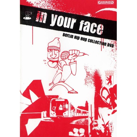 In Your Face - Berlin hip hop collection DVD