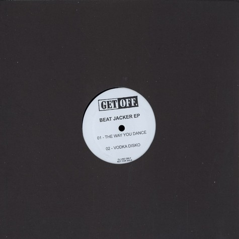 Get Off - Beat jacker EP