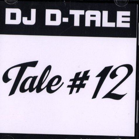 hiphopvinyl.de presents : DJ D-Tale - Tale 12