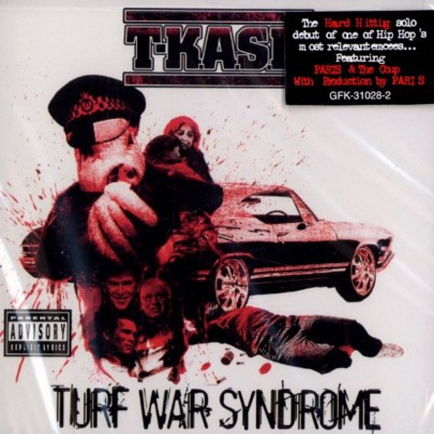 T-K.A.S.H. - Turf war syndrome