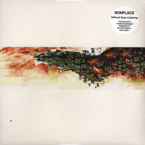 Nonplace - Difficult easy listening
