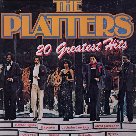 Platters, The - 20 Greatest Hits