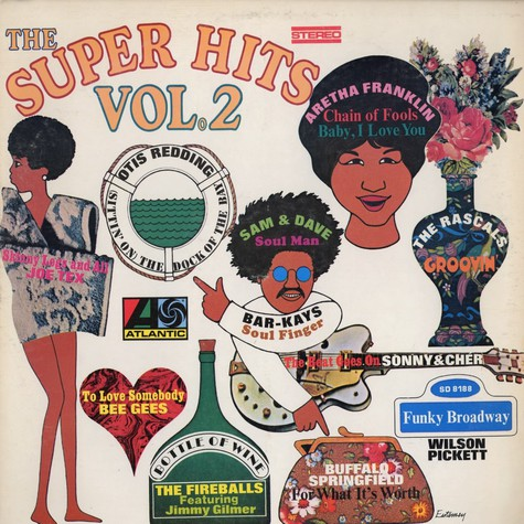 V.A. - The super hits volume 2