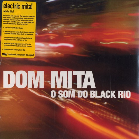 Dom Mita - O som do black Rio