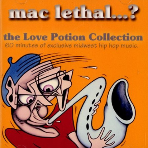 Mac Lethal - The love potion collection