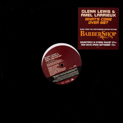 Glenn Lewis & Amel Larrieux - What's come over me