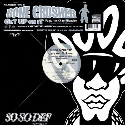 Bone Crusher - Get up on it feat. Chamillionaire