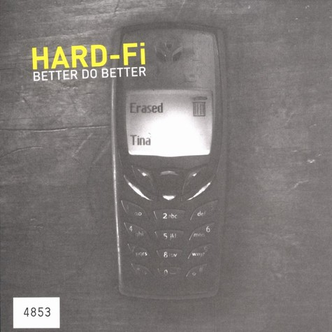 Hard-Fi - Better do better