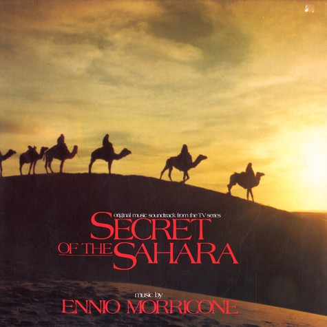 Ennio Morricone - OST Secret of the sahara