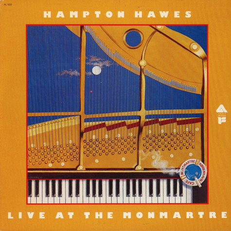 Hampton Hawes - Live At The Monmartre