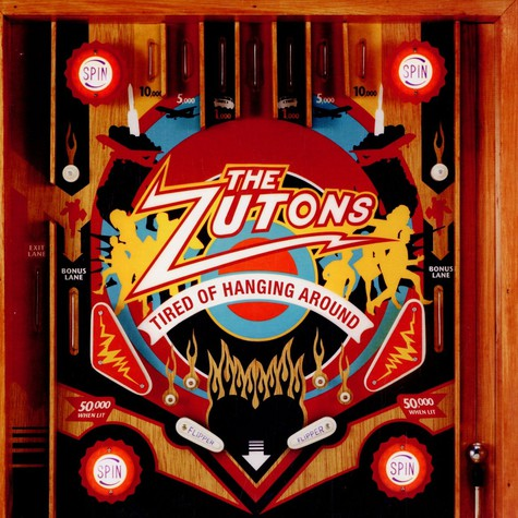 Zutons, The - Tired of hanging around